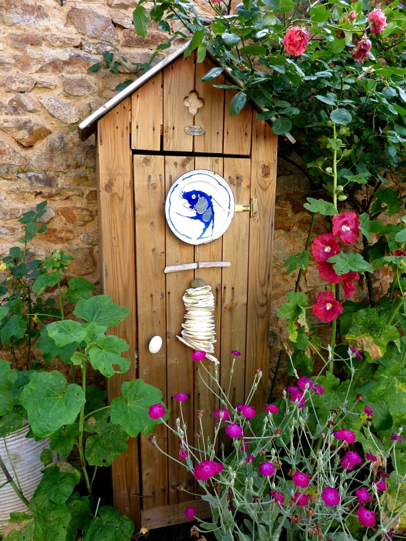 Cabine de plage initiale f - Achat cabane de jardin ...